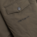 Мужская куртка Carhartt WIP Anchorage Parka Cypress/Black фото- 2
