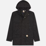 Мужская куртка парка Carhartt WIP Battle Parka Black фото- 0