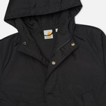 Мужская куртка парка Carhartt WIP Battle Parka Black фото- 2