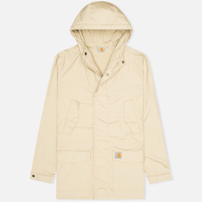 Мужская куртка парка Carhartt WIP Battle Parka Safari