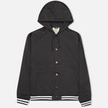 Мужская куртка ветровка Carhartt WIP Campbell Black фото- 0
