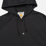 Мужская куртка ветровка Carhartt WIP Campbell Black фото- 2