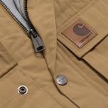 Мужская куртка Carhartt WIP Mosley Bisque фото- 2