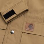 Мужская куртка Carhartt WIP Mosley Bisque фото- 3