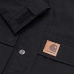 Мужская куртка Carhartt WIP Mosley Black фото- 3