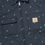 Carhartt WIP Pender Economy Print Men`s Quilted Jacket Colony/White photo- 2