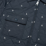 Carhartt WIP Pender Economy Print Men`s Quilted Jacket Colony/White photo- 4