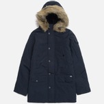 Мужская куртка Carhartt WIP Anchorage Parka Navy/Black фото- 0