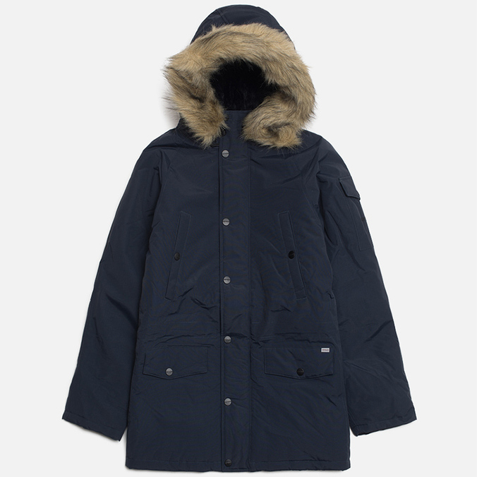 Мужская куртка Carhartt WIP Anchorage Parka Navy/Black
