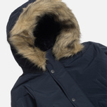 Мужская куртка Carhartt WIP Anchorage Parka Navy/Black фото- 1