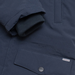 Мужская куртка Carhartt WIP Anchorage Parka Navy/Black фото- 3