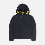 Детская куртка C.P. Company U16 Nylon Hooded Goggle Navy фото- 0