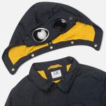 Детская куртка C.P. Company U16 Nylon Hooded Goggle Navy фото- 3