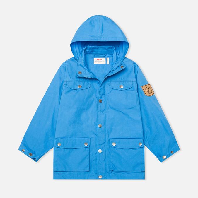 Детская куртка Fjallraven Greenland UN Blue