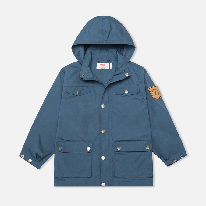 Детская куртка Fjallraven Greenland Uncle Blue