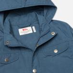 Детская куртка Fjallraven Greenland Uncle Blue фото- 1