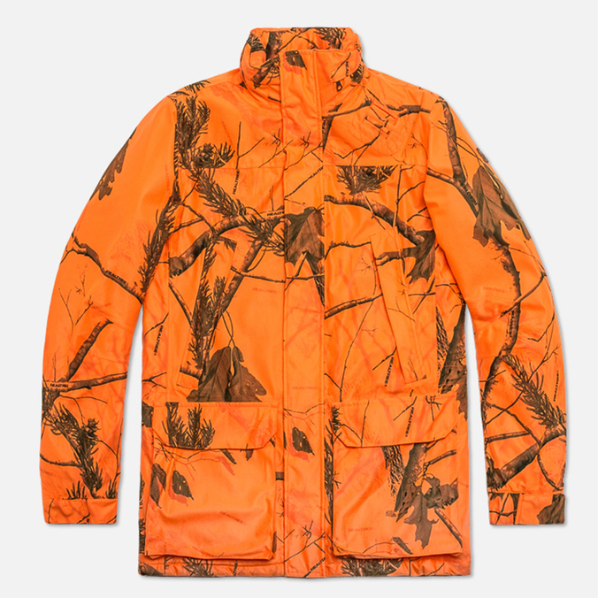 Мужская куртка Fjallraven Bjorn Safety Padded Orange