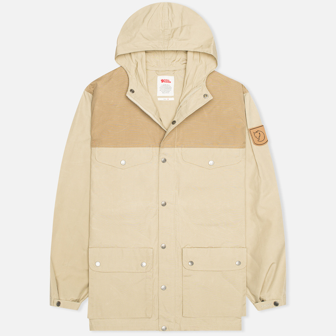 Fjallraven Greenland Men`s Jacket Cork/Sand