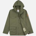 Мужская куртка парка Fjallraven Greenland Green фото- 1