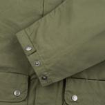 Мужская куртка парка Fjallraven Greenland Green фото- 3