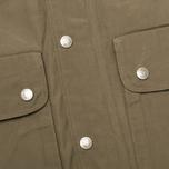Мужская куртка Fjallraven Greenland Tarmak/Dark Olive фото- 4