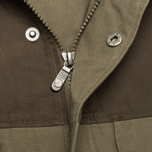 Мужская куртка Fjallraven Greenland Tarmak/Dark Olive фото- 3