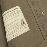 Мужская куртка Fjallraven Greenland Tarmak/Dark Olive фото- 7