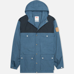 Мужская куртка Fjallraven Greenland Uncle Blue/Dark Navy фото- 0