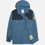 Мужская куртка Fjallraven Greenland Uncle Blue/Dark Navy фото- 1