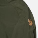 Мужская куртка анорак Fjallraven High Coast Wind Anorak Olive фото- 3