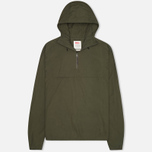 Мужская куртка анорак Fjallraven High Coast Wind Anorak Olive фото- 0