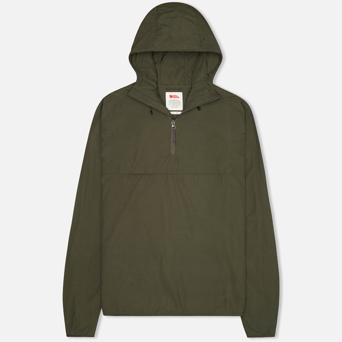 Мужская куртка анорак Fjallraven High Coast Wind Anorak Olive