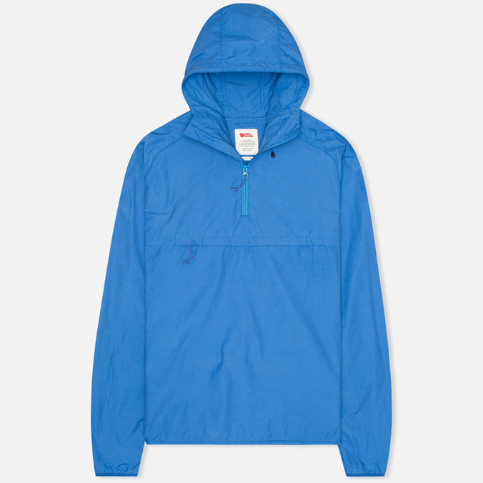 Мужская куртка анорак Fjallraven High Coast Wind Anorak UN Blue