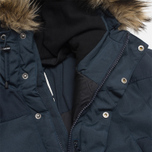 Fjallraven Kyl Parka Jacket Dark Navy photo- 2