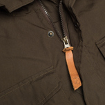 Мужская куртка парка Fjallraven Sarek Trekking Dark Olive фото- 3