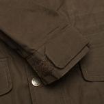 Мужская куртка парка Fjallraven Sarek Trekking Dark Olive фото- 6