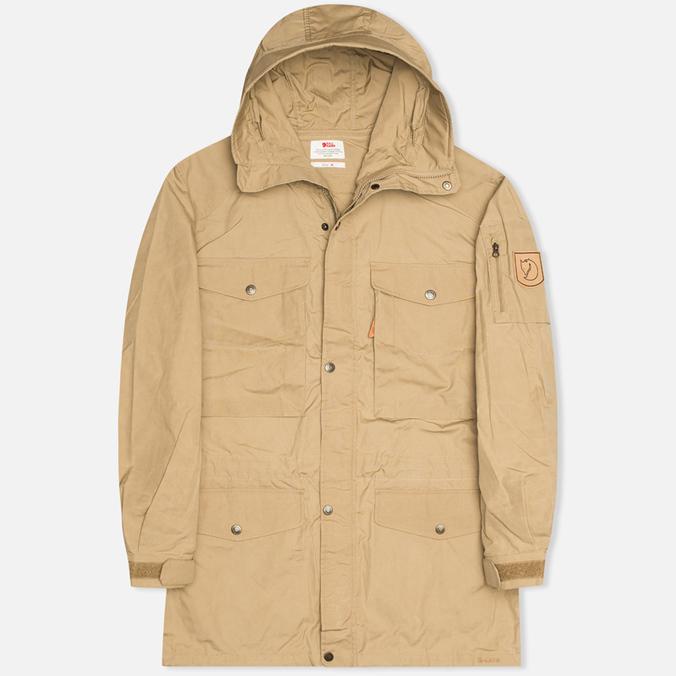 Мужская куртка парка Fjallraven Sarek Trekking Sand