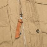 Мужская куртка парка Fjallraven Sarek Trekking Sand фото- 3