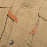 Мужская куртка парка Fjallraven Sarek Trekking Sand фото- 4