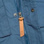 Мужская куртка парка Fjallraven Sarek Trekking Uncle Blue фото- 3