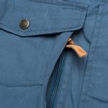 Мужская куртка парка Fjallraven Sarek Trekking Uncle Blue фото- 4