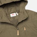 Мужская куртка ветровка Fjallraven Sten Tarmac фото- 2