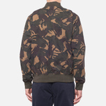 Fred Perry Camo On The Run Hunting Green photo- 3