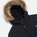 Мужская куртка Fred Perry Down Parka Black фото- 1