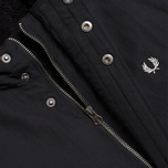 Мужская куртка Fred Perry Down Parka Black фото- 3