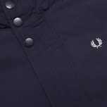 Мужская куртка Fred Perry Down Parka Dark Navy фото- 2