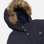 Мужская куртка Fred Perry Down Parka Dark Navy фото- 1