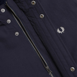 Мужская куртка Fred Perry Down Parka Dark Navy фото- 3