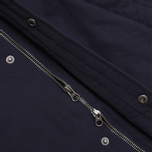 Fred Perry Down Parka Jacket Dark Navy photo- 5