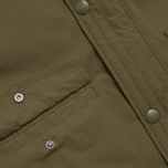 Мужская куртка Fred Perry Down Parka Dark Olive фото- 5